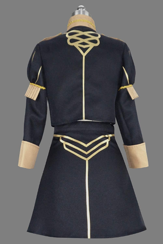 Game Fire Emblem Three Houses Dorothea Women Uniform Outfit Halloween Carnival Costume Cosplay Costume 1