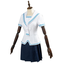 Load image into Gallery viewer, Fruits Basket 2 Honda Tohru Women Girls Top Skirt Outfit Halloween Carnival Costume Cosplay Costume