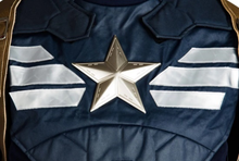 Load image into Gallery viewer, Captain America 2 The Winter Soldier Steve Rogers Uniform Outfit Cosplay Costume