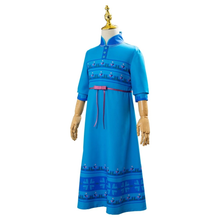 Load image into Gallery viewer, Frozen 2 Princess Anna Fancy Dress Up For Kids Girls Cosplay Costume