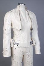 Load image into Gallery viewer, Flash Legends Of Tomorrow White Canary Sara Cosplay Costume