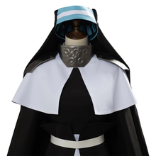 Load image into Gallery viewer, Fire Force Iris Nun Cosplay Costume