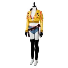 Load image into Gallery viewer, Final Fantasy Xv Ff15 Cindy Aurum Gas Station Service Uniform Cosplay Costume