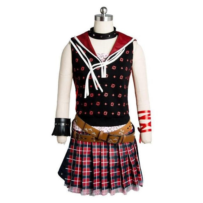 Final Fantasy Xv Ff 15 Iris Amicitia Dress Outfit Cosplay Costume