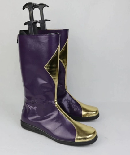 Code Geass Lelouch Of The Rebellion Zero Cosplay Shoes Boots
