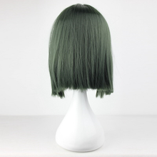 Load image into Gallery viewer, Fate Zero Waver Velvet Blackish Green Cosplay Wig