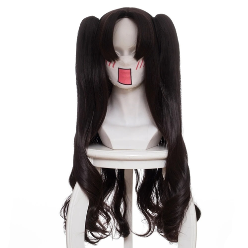 Fate Stay Night Rin T Saka Perruque Cosplay Wig