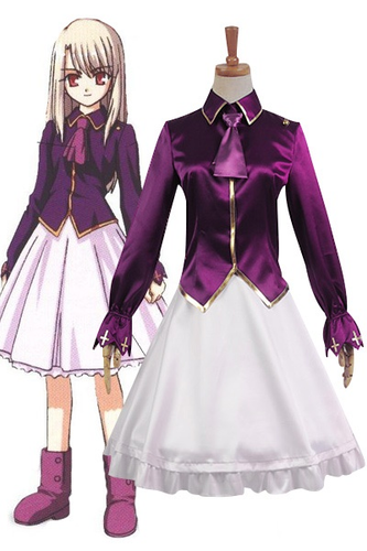 Fate Stay Night Illya Costume Illyasviel Von Einzbern Unform Outfit Cosplay Costume