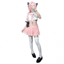 Load image into Gallery viewer, Fate Grand Order Fate Go Fgo Servant Astolfo Navy Costume Cosplay Costume
