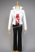 Load image into Gallery viewer, Danganronpa Leon Kuwata Cosplay Costume