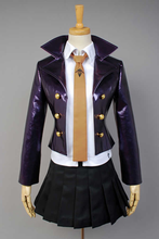Load image into Gallery viewer, Danganronpa Kyoko Kirigiri Cosplay Costume