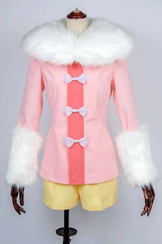 Danganronpa 3 The End Of Hope Side Future Ruruka Ando Cosplay Costume