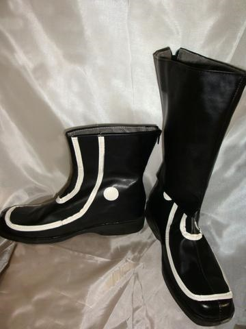 D Gray Man Miranda Lotto Cosplay Boots Custom Made