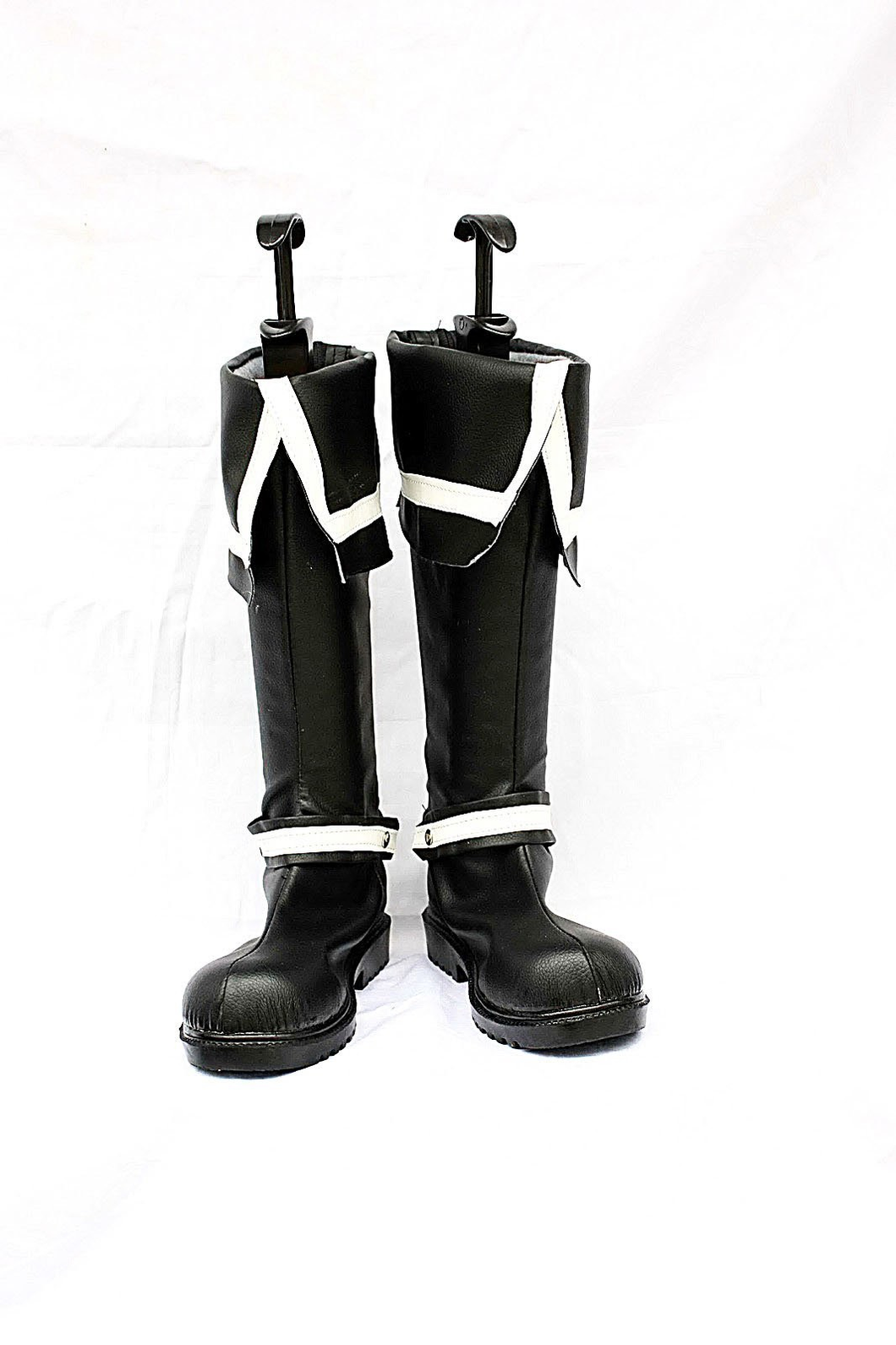 D Gray Man Allen Walker Cosplay Boots Custom Made