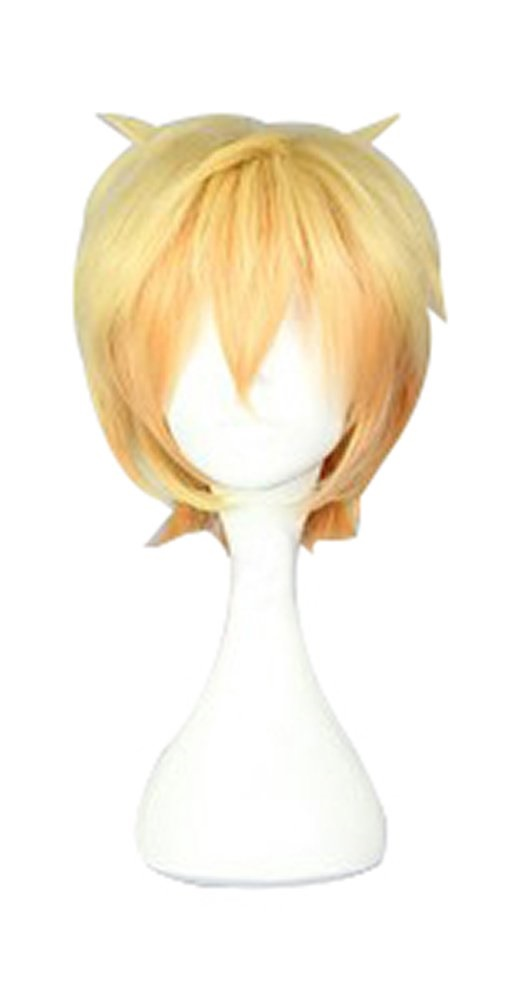Cute High Earth Defense Club Love Yumoto Hakone Cosplay Wig