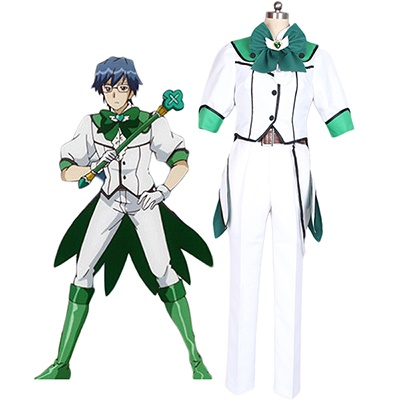 Cute High Earth Defense Club Love Defense Club Atsushi Kinugawa Uniform Cosplay Costume