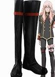 Cute High Earth Defense Club Love Conquest Club Akoya Gero Boots Cosplay Shoes