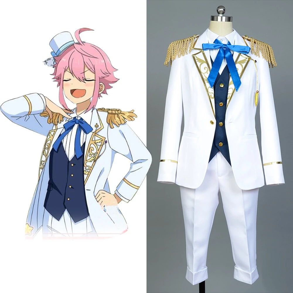 Ensemble Stars Idol Unit Fine Tori Himemiya Cosplay Costume