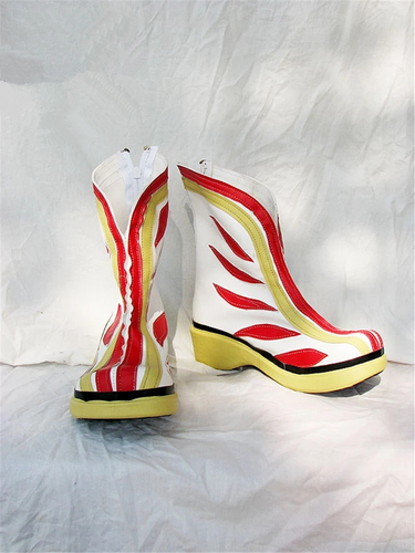 Dynasty Warriors Lady Sun Sun Shangxiang Cosplay Boots