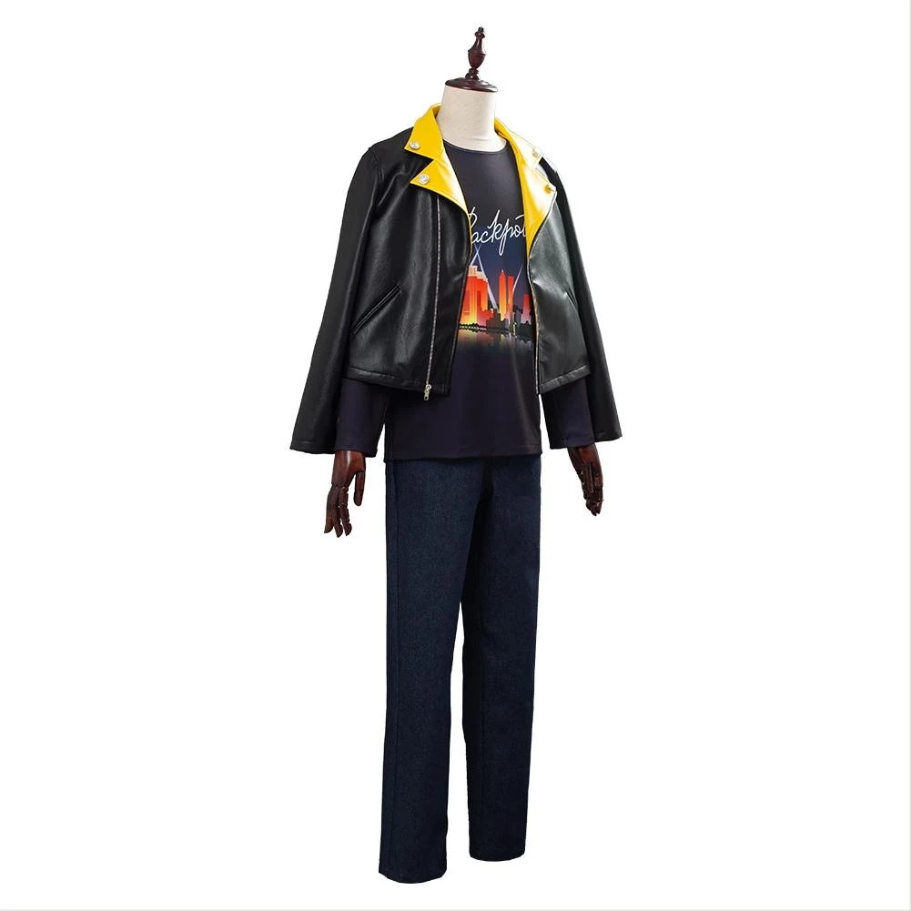 Drb Division Rap Battle Gentaro Yumeno Cosplay Costume 1
