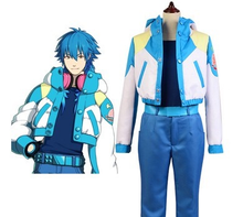 Load image into Gallery viewer, Dramatical Murder Aoba Seragaki Uniform Cosplay Costume