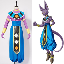 Load image into Gallery viewer, Dragon Ball God Of Destruction Beerus Cosplay Costume