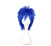 Load image into Gallery viewer, Fairy Tail Mystogan Cosplay Wig