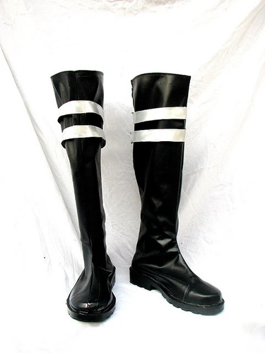 Dissidia 012 Duodecim Final Fantasy Sephiroth Cosplay Boots