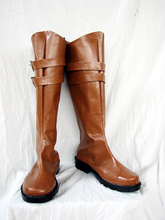 Load image into Gallery viewer, Devil May Cry Credo Cosplay Boots Shoes Custom Made