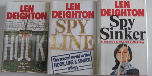 Hook, Line & Sinker Trilogy by Len Deighton