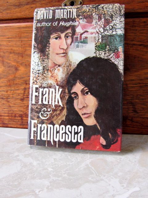 Frank & Francesca  1972, First Edition   Very Good to Near Fine / Very Good