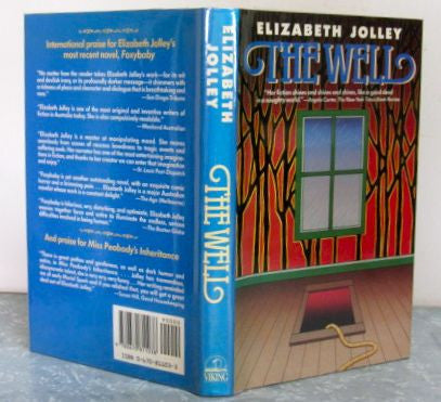 The Well   Elizabeth Jolley   1986, First Edition     Fine in Fine unclipped dust jacket