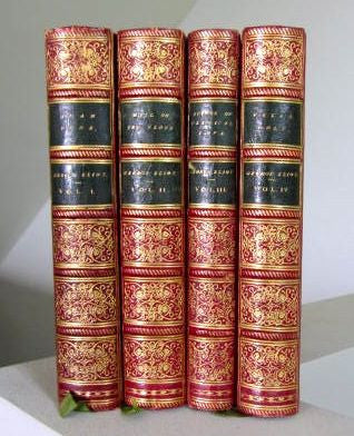 Novels of George Eliot.