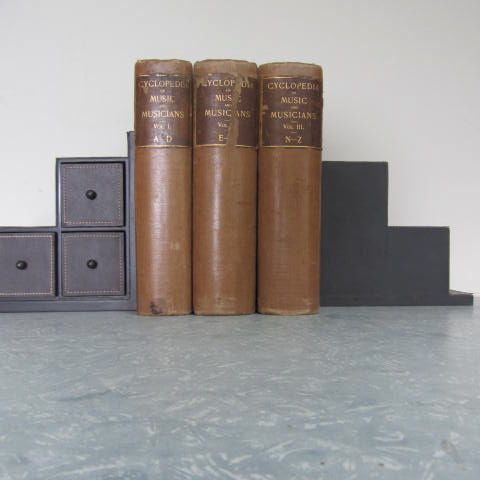 Cyclopedia of Music and Musicians in 3 Volumes