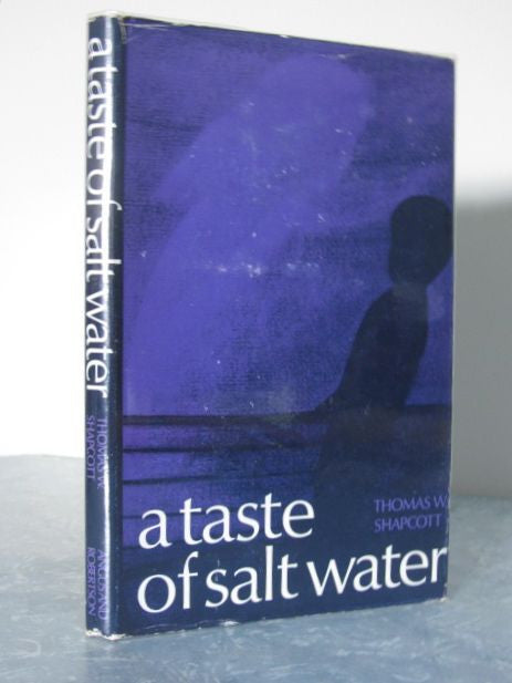 A Taste of Salt Water Poems by Thomas W. Shapcott