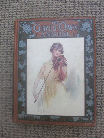 The Girl's Own Annual Volume XLIII  Vol 43, 1922     Very Good