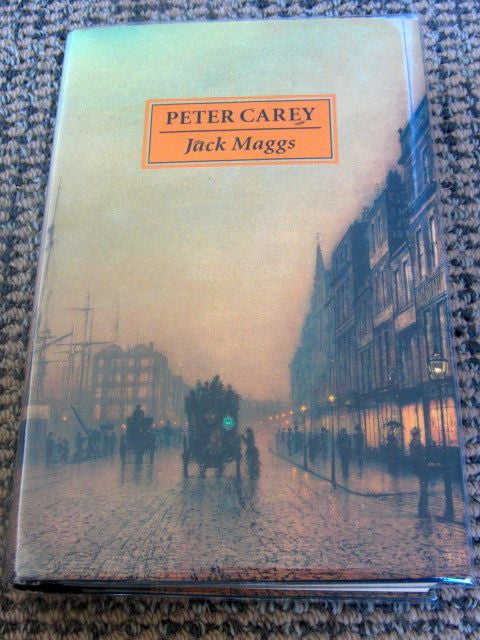 Jack Maggs    Peter Carey   1997, First Edition    Very Good / Fine