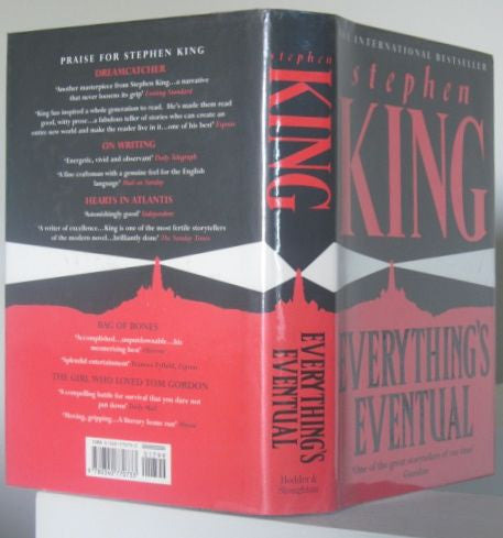 Everything's Eventual  14 Dark Tales