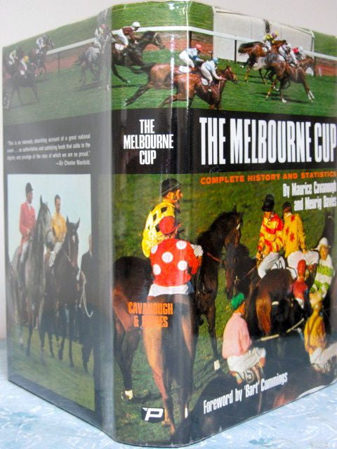 The Melbourne Cup  Complete History and Statistics