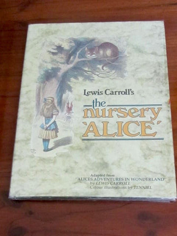 Lewis Carroll's The Nursery 'Alice'