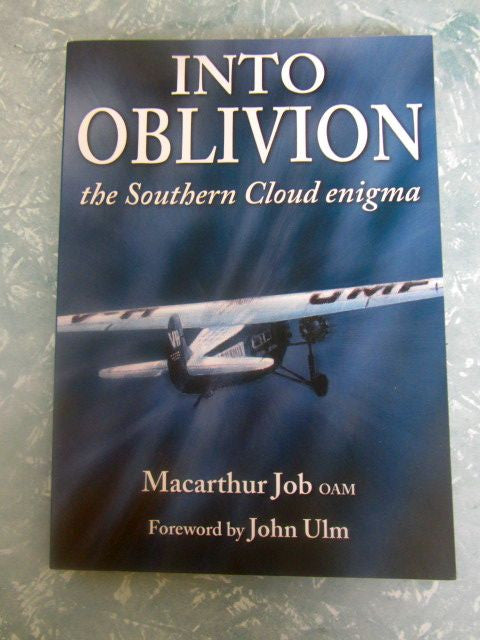 Into Oblivion  the Southern Cloud enigma