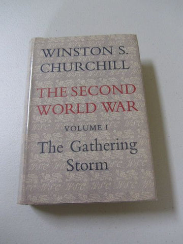 The Second World War: Volume 1, The Gathering Storm