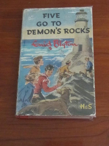 Five Go To Demon Rocks