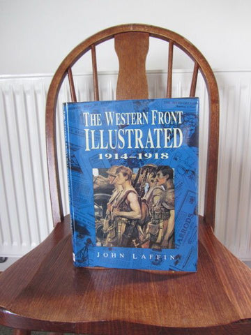 The Western Front Illustrated  1914-1918
