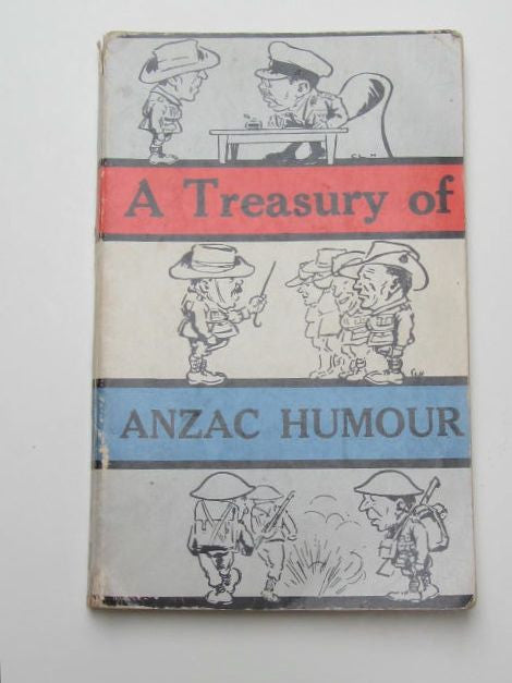 A Treasury of Anzac Humour