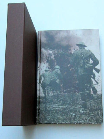The Somme An Eyewitness History     Fine in Fine Slipcase.