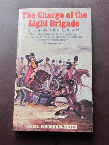 The Charge of The Light Brigade [Original Title: The Reason Why]