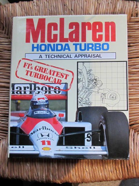 McLaren Honda Turbo:  A Technical Appraisal