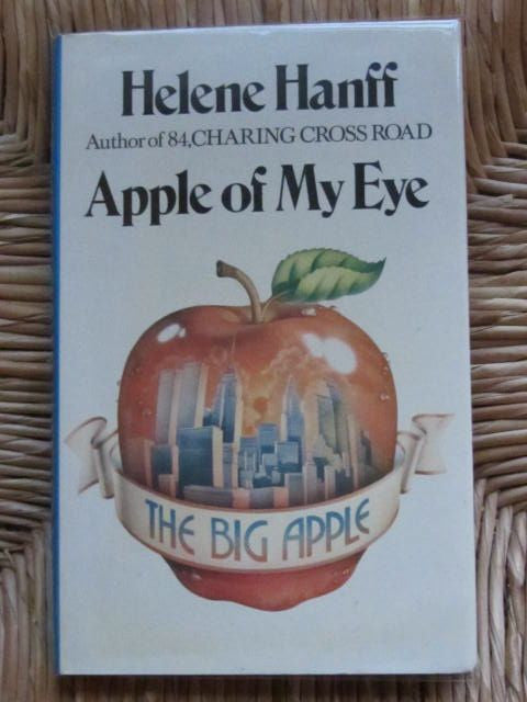 Apple of My Eye   1977, First Australian Edition.  Very good binding in very good dust jacket