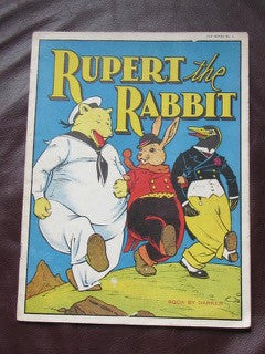 Rupert the Rabbit